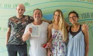 The LifeCo Phuket'te Sağlıklı Yaşam Workshopları