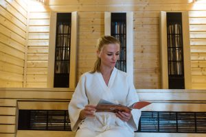Infrared Sauna Therapy at The LifeCo Phuket
