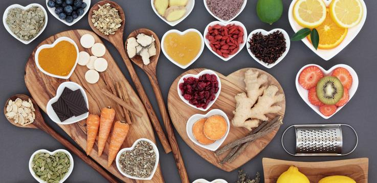 9 food items to boost your immunity