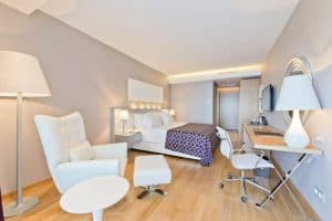 The LifeCo Akra Antalya Standard Room