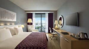 Standard Rooms at The LifeCo Akra Antalya