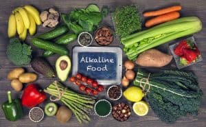 "Eat Alkaline to Keep it ""UP"""