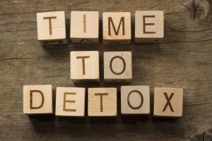 Grow younger with Detox