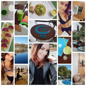 My Detox Journey by Alana Panton