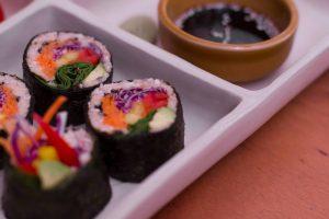 Raw-Vegan Sushi
