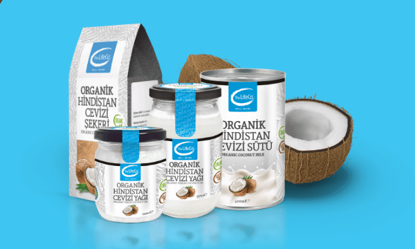 The LifeCo Organic Coconut Products