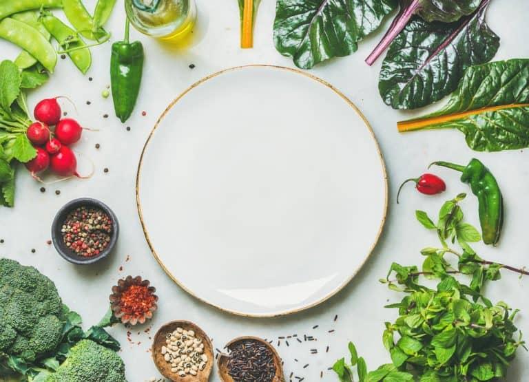 lose weight on vegan diet