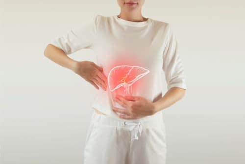 liver pain and treatment