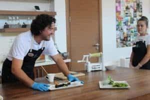 Food workshop photo