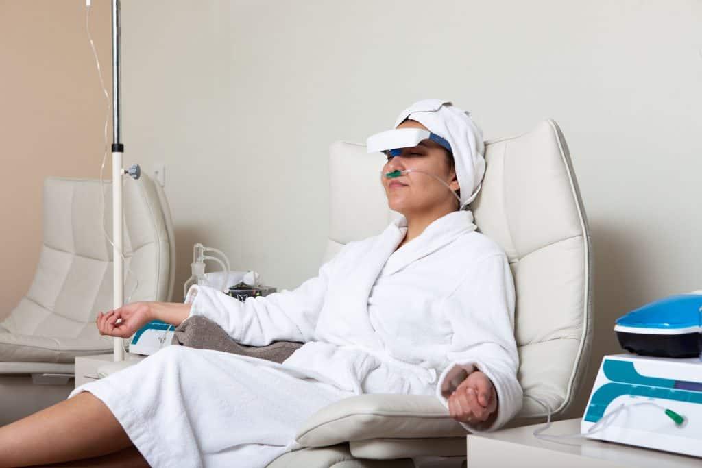 IV treatment photo