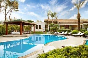 Bodrum Center Pool