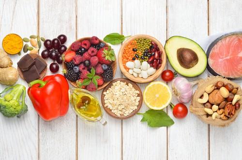 cholesterol reducing healthy food