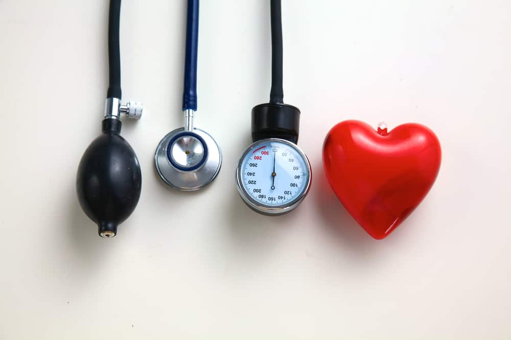 types of hypertension and high blood pressure