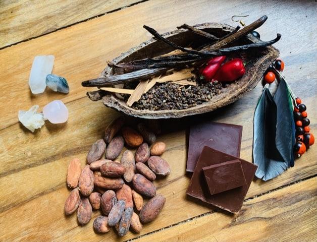 cacao retreat ceremony