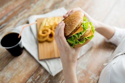 sağliksiz beslenme alişkanliklari