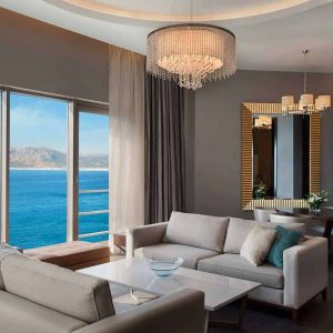 Room with Sea View at The LifeCo Akra Antalya