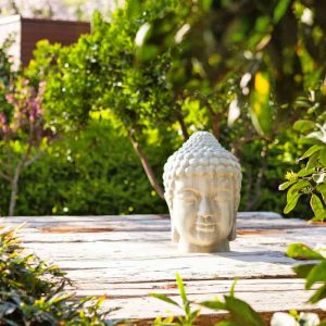 The LifeCo Bodrum Buddha Head