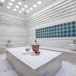 Turkish Hammam at The LifeCo Bodrum