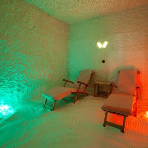 غرفة الملح في لايف كو بودروم