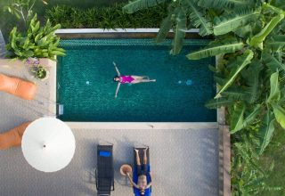 The LifeCo Phuket Outdoor Pool