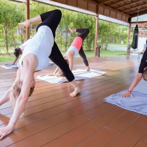 Yoga Lessons at The LifeCo Phuket