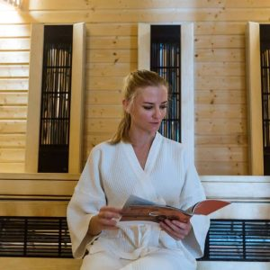 Infrared Sauna at The LifeCo Phuket