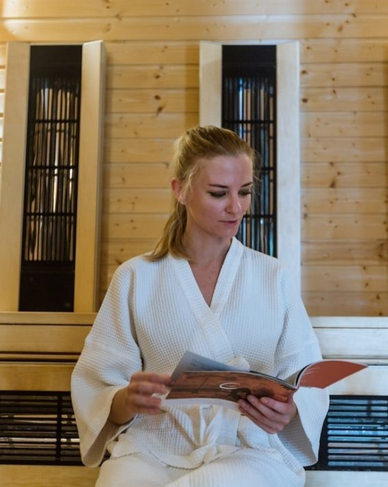 Infrared Sauna Therapy at The LifeCo Phuket